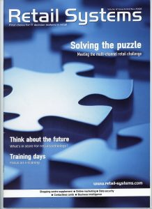 Retail Systems Magazine - technology and software articles by Sara Edlington